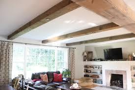 diy reclaimed barn wood beams 12 oaks