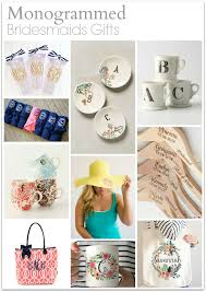 bridesmaid gift ideas the link