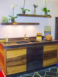 meuble cuisine zinc déco cuisine zinc et bois 46 metz 19241436 tete soufflant