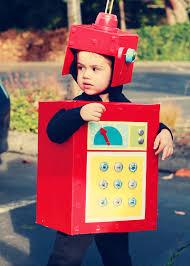 Kids Robot Halloween Costume Robot Costume Illustrations Craft Projects