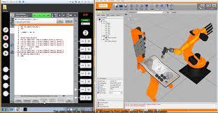 kuka robot programming advance palletizing task 1 youtube