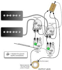electric guitar wiring diagram carlplant
