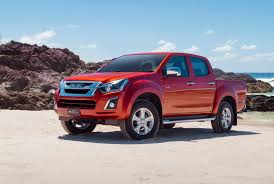2017 isuzu d max arrives gets 6spd touchscreen more torque