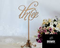 silver wedding table numbers wedding table number silver and gold plastic table numbers wedding