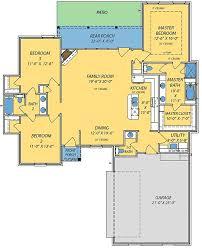 Open Floor Plan Home Plans Best 25 Open Floor Plans Ideas On Pinterest Open Floor House