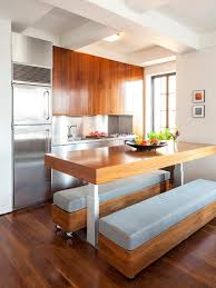 Eat In Kitchen Designs by Double Duty Design Ideas Hgtv