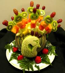 fruit centerpiece centerpieces using fruit and vegetables amazing fruit and