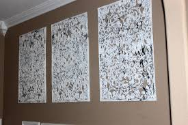 faux wrought iron wall decor just like playing house