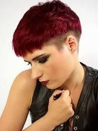 invierno 2016 color de pelo rojo de tendencia de 200 cortes de pelo para mujer primavera verano 2018