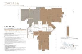 floor plan of the hermitage gohome com hk