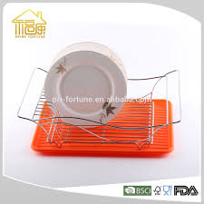 Dish Rack And Drainboard Set Orange Dish Rack Orange Dish Rack Suppliers And Manufacturers At