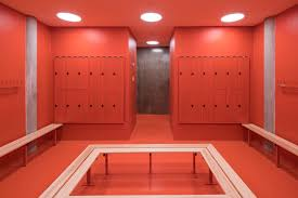 if wes anderson was an architect or interior designer with