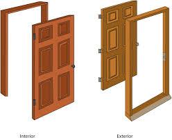 How To Hang A Prehung Exterior Door Decorating Fresh Prehung Interior Doors For Your Home Improvement