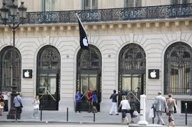 paris apple store apple opens paris opera store in the most romantic city of the