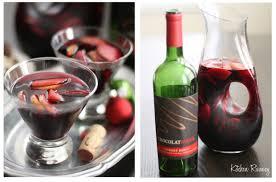 chocolate shop wine chocolate wine sangria kitchen runway