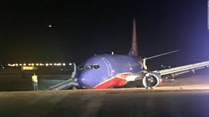 Southwest Flights Com southwest flight skids off taxiway in nashville cnn travel