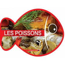 cuisine corse cuisine de corse les poissons livre poissons fruits de mer