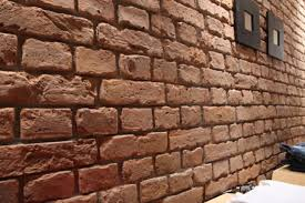 brick wall design faux brickwork 3d wall panel range for interiors projects