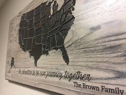 wooden united states wall travel wall decor adventure map wooden us map wood wall