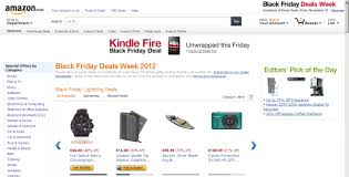 amazon black friday deal site black friday and measuring website interaction with analytics