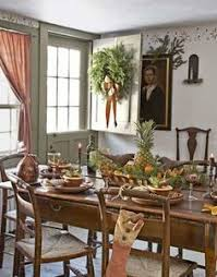 Country Dining Room Sets by Primitive Decorating Ideas More Primitive Dining Room Dining