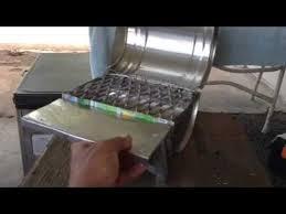 Diy Tent Wood Stove Proto 1 Youtube - heineken mini keg grill youtube
