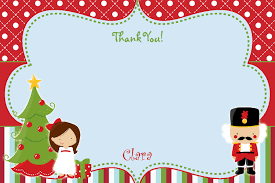 free christmas thank you cards templates u2014 anouk invitations