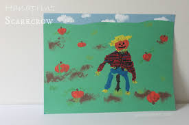 top 5 halloween fall handprint crafts high five friday