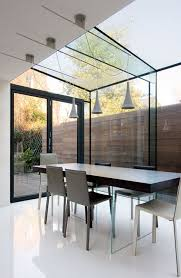 Glass Box House Best 25 Glass Extension Ideas On Pinterest Kitchen Extension