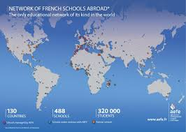 List Of French Speaking Countries In The World - aefe the agency for french education abroad