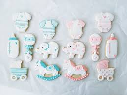 baby shower cookies sugar cookies suárez bakery