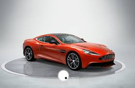 aston martin vanquish red build your own aston martin vanquish that you will never own