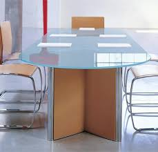 frosted tempered glass table top china best oval flat pencil bevel edge frosted tempered dining
