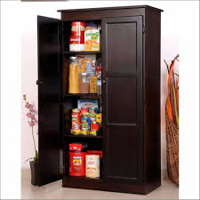Free Standing Kitchen Pantry Furniture Kitchen Glamorous Free Standing Kitchen Pantry Cabinet Within