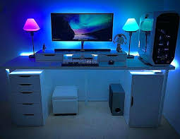Best Computer Desks For Gaming Pc Desks Best 25 Cool Computer Desks Ideas On Pinterest Pc Built