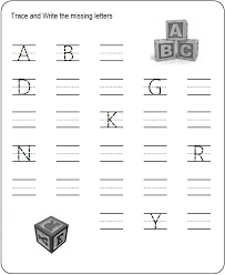 alphabet handwriting worksheets a to z free worksheets library