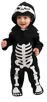 skeleton costume rubie s costume baby skeleton romper costume clothing
