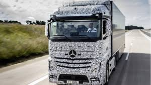 mercedes commercial trucks mercedes future truck 2025 premiere