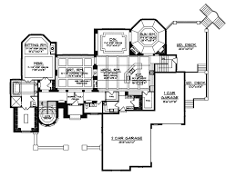 Manor House Floor Plan Hildesheim Manor Luxury Home Plan 051s 0007 House Plans And More