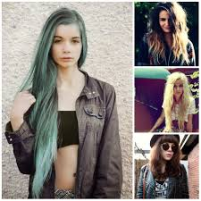2017 long and medium length hairstyles for hipster ladies