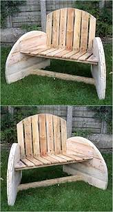 Wood Pallet Recycling Ideas Wood Pallet Ideas by Cute And Neat Wood Pallet Recycling Ideas Garden Bench Plans