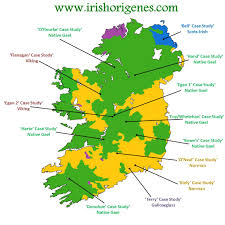 Genetic Map Normans Irish Origenes Use Family Tree Dna To Discover Your