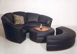 canape forme ronde canapé rond modulable contemporain en cuir planet nieri