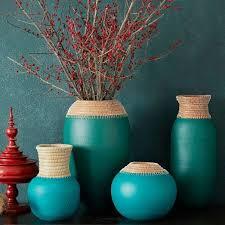 West Elm Vases Needle Clay Vases West Elm