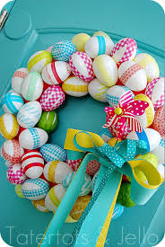how to make easter wreaths weekly inspiration easter wreaths door decorations hello