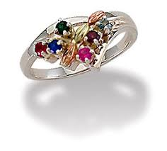 black gold mothers ring 18 best black gold mothers rings images on