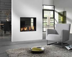 table white fireplace wall painting dark furniture round white