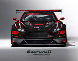 aston martin front british gt boosted further with barwell prepared aston martin