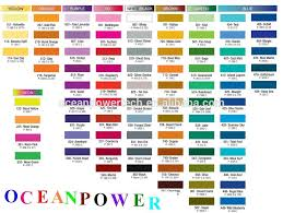 wall decorative use color shade card paint chart colour codes wall