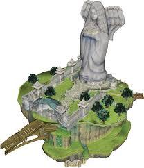 Skyward Sword Map Statue Of The Goddess Zeldapedia Fandom Powered By Wikia